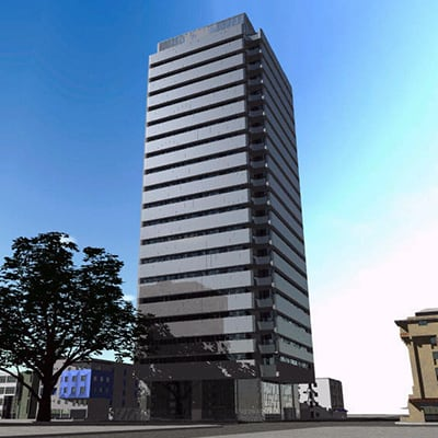 Office Tower in Santo Domingo