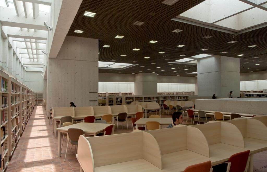 Biblioteca Auditorio Tadeo