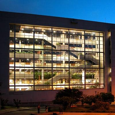 Edificio de Posgrados Universidad Jorge Tadeo Lozano