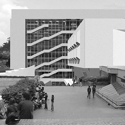 Mario Laserna Building