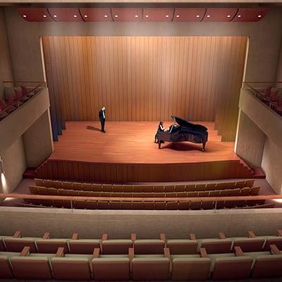 Teatro Colón Extension