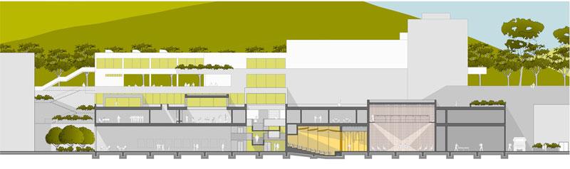 Centro de Artes Escenicas CNG