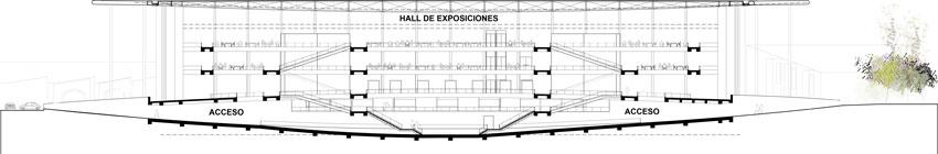 Edificio Facultad de Artes UNAL