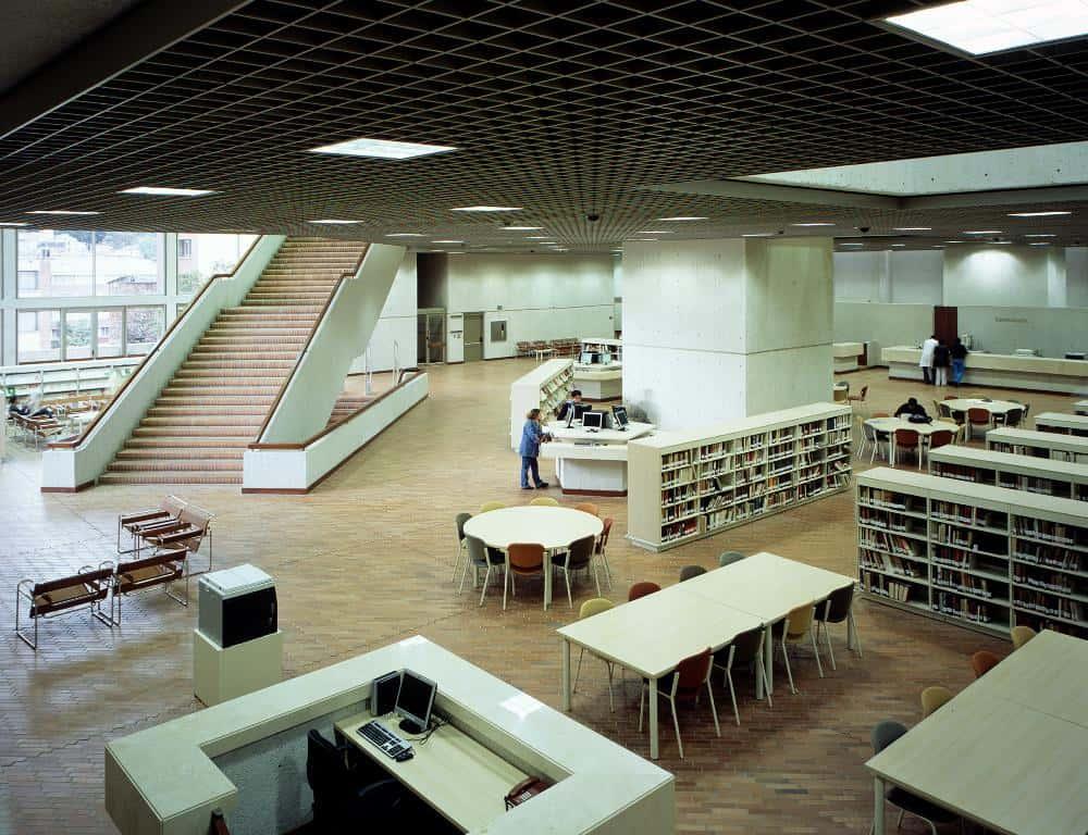 Biblioteca Auditorio Tadeo