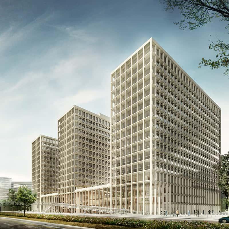 ET-CAN Public Administration Building