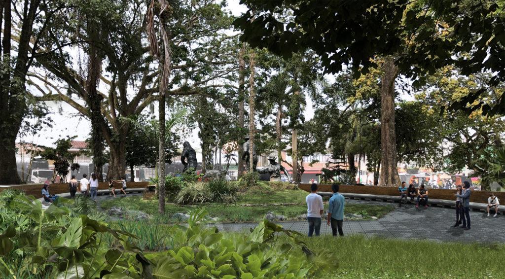 2_Dibujo parque del Guaquero