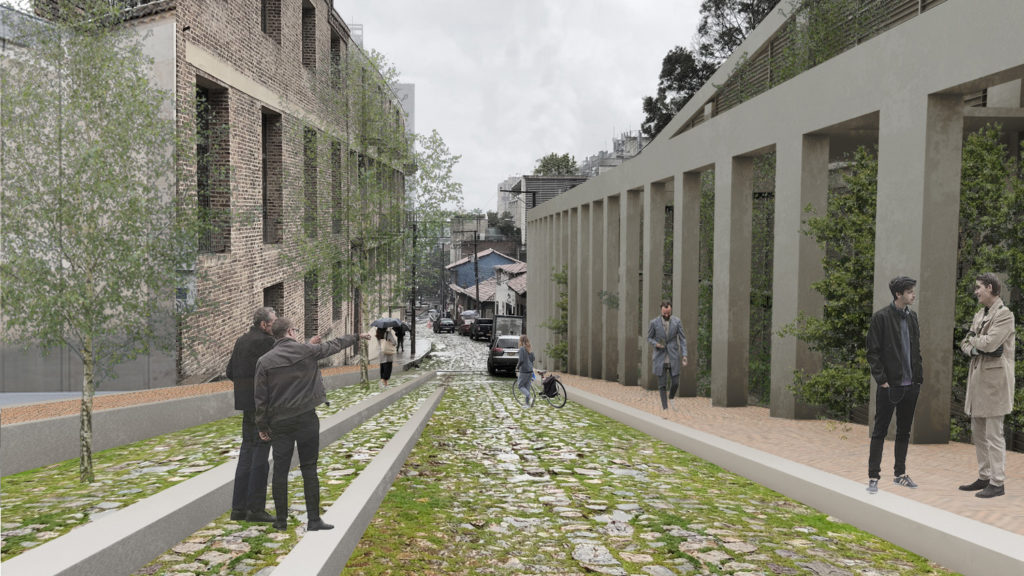 Calle de Piedra